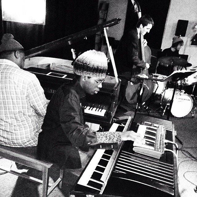 "From the ""Portals"" tour, Birdland Jazzista Social Club Oakland, CA."