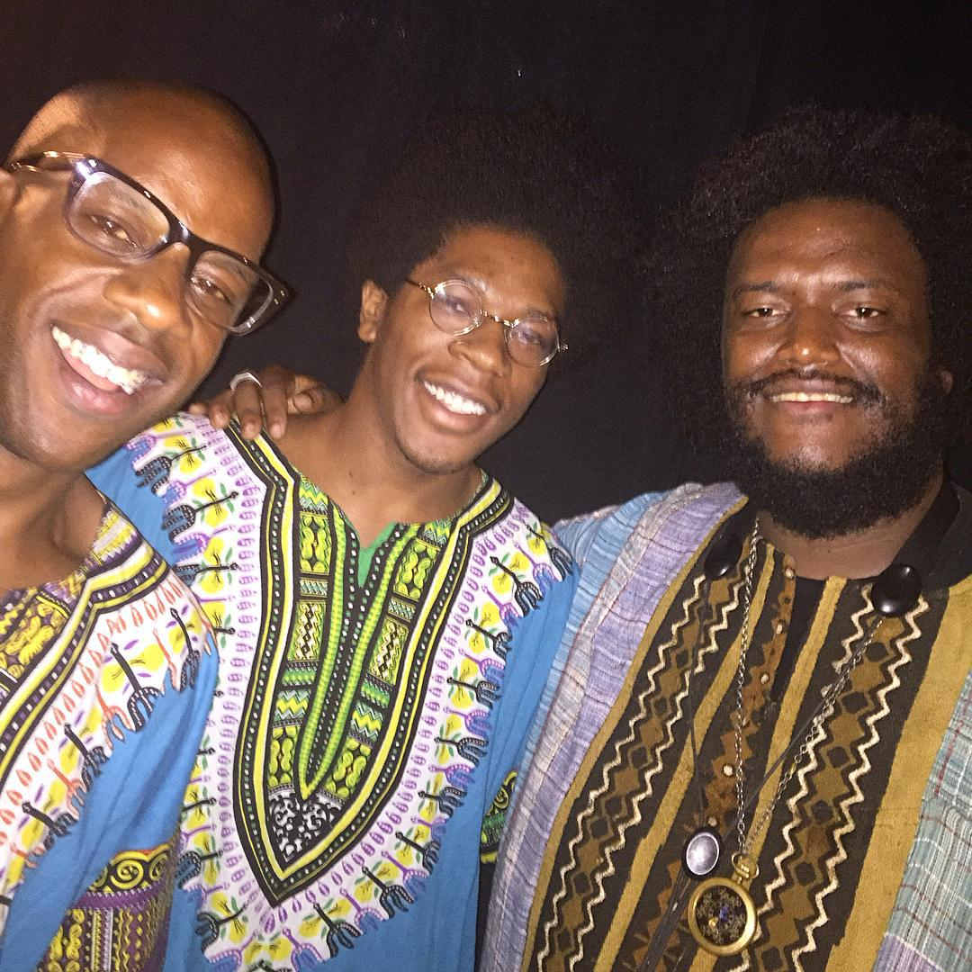 Ryan Porter, Kamasi Washington, Alexander Anderson