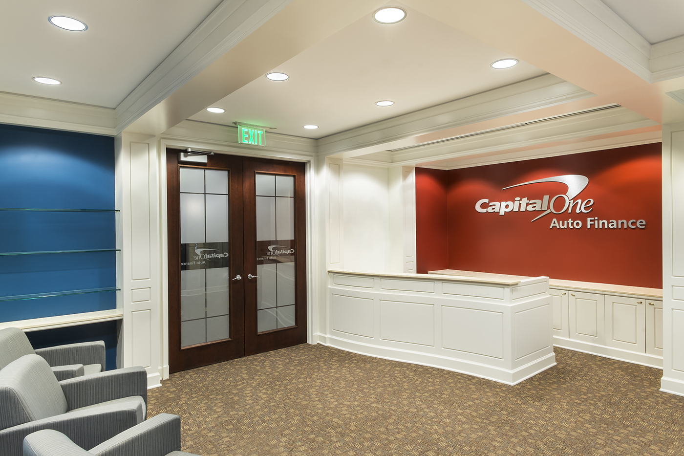 Capital One, Roswell, Georgia. Perry Smyre/Smyre, Inc © 2014