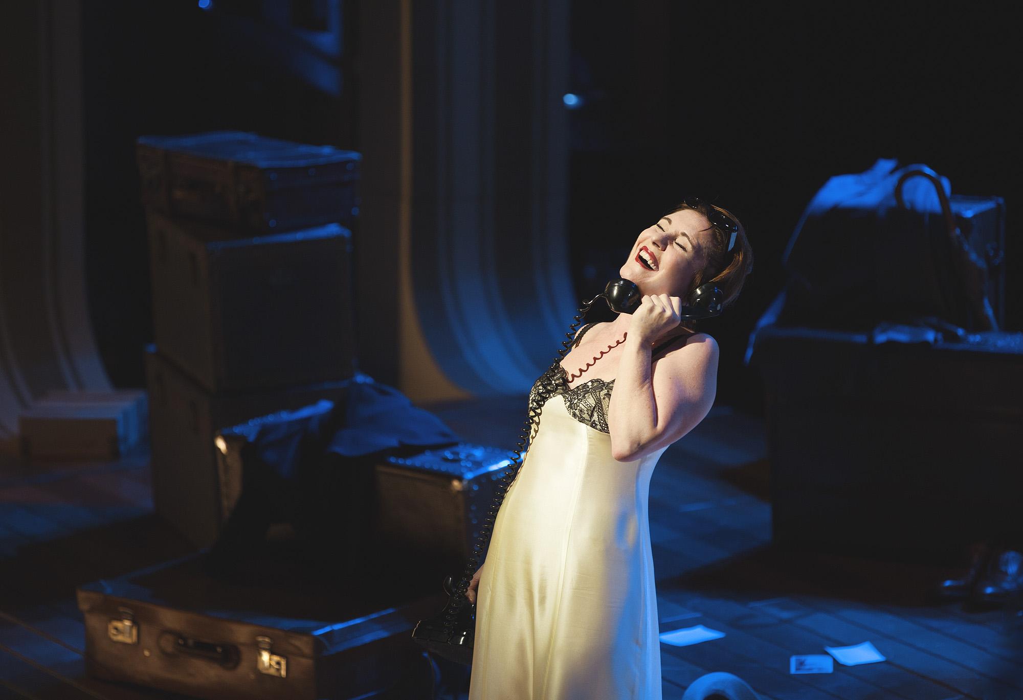 Voce in Off, Liceu 2014-15, Miriam Lazaro.