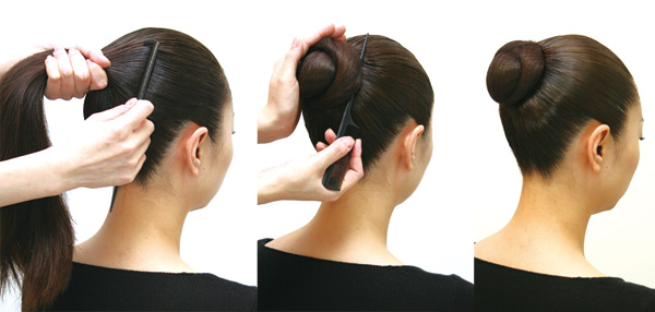 Hair    Please ensure that hair is firmly secured in a ballet bun with hairnet / pins. Click  here  for more details.