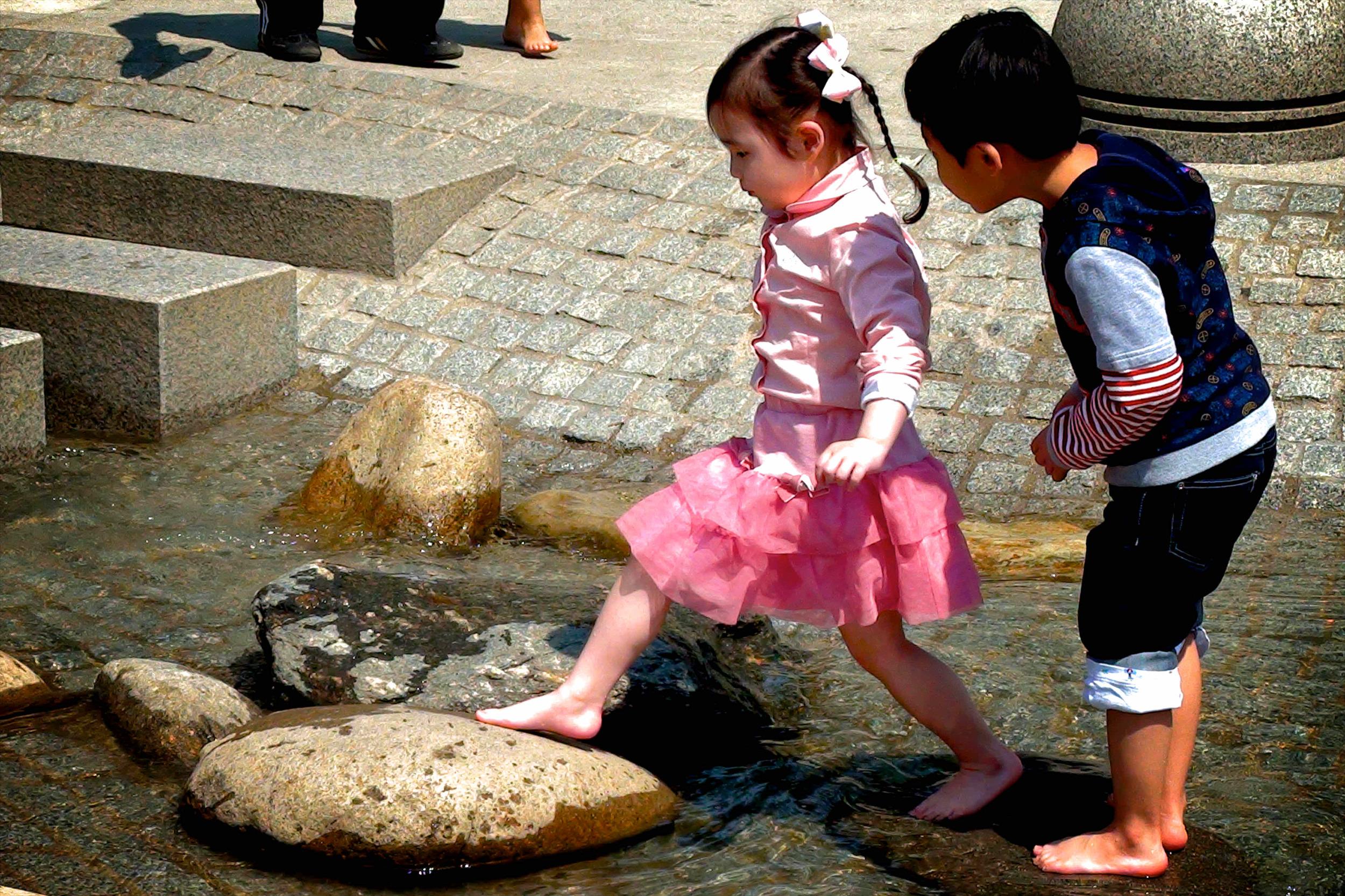 Korean offsprings