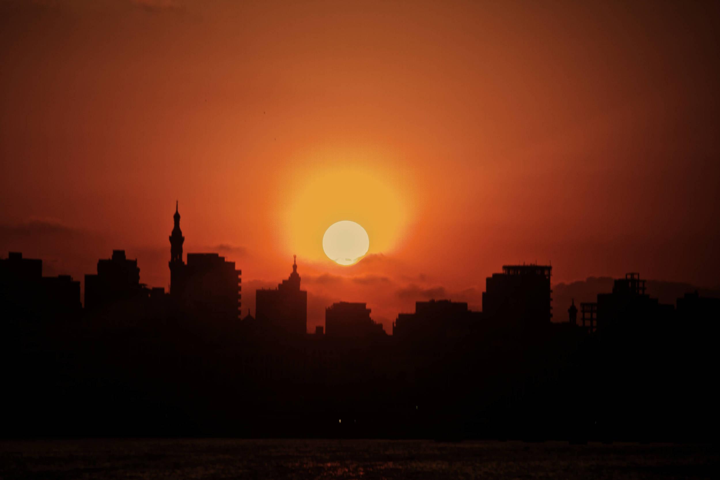 Alexandria Sunset