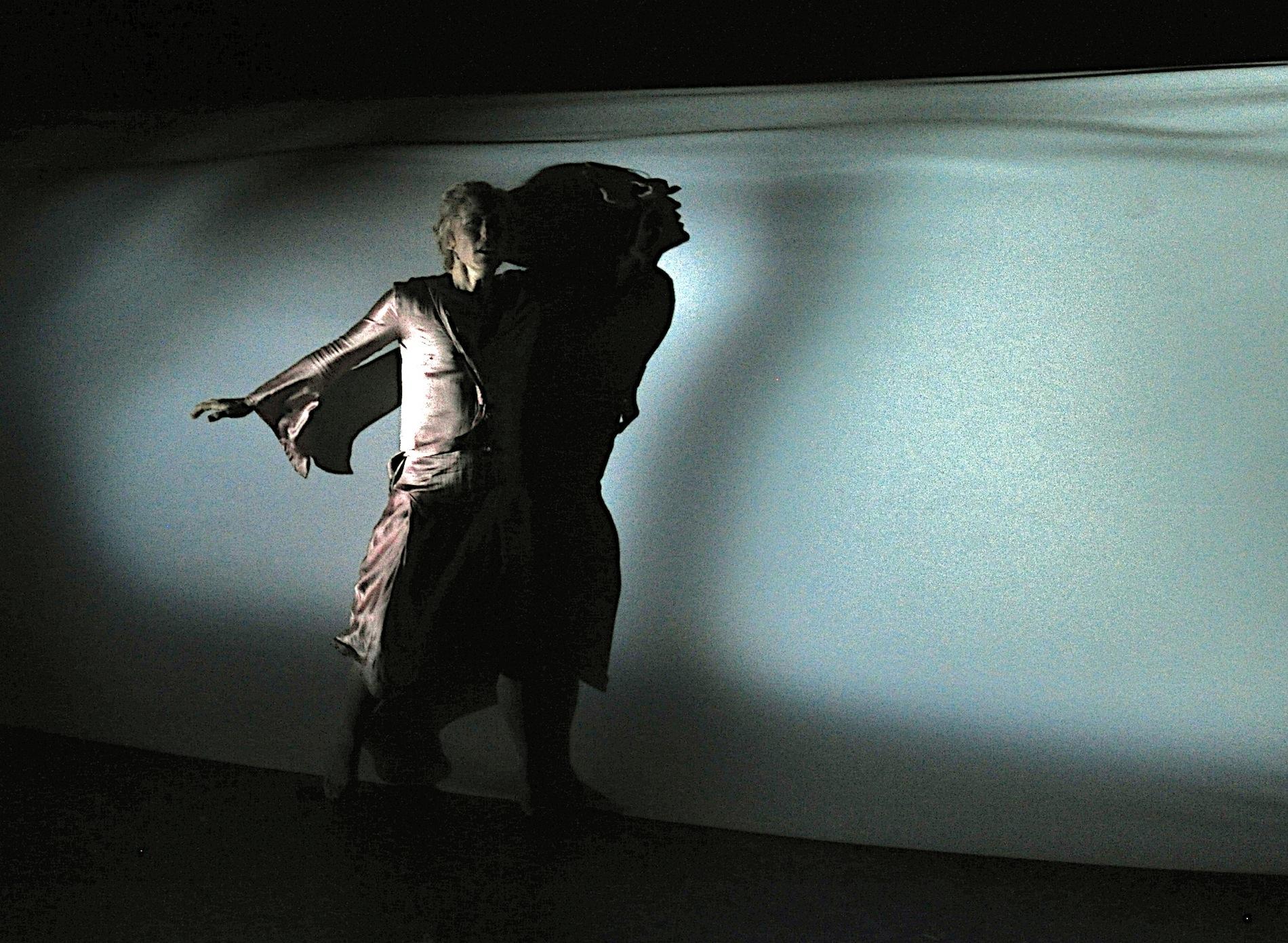 SEPTIMUS AND CLARISSA LeeAnne Hutchinson. Photo by Richard Finkelstein
