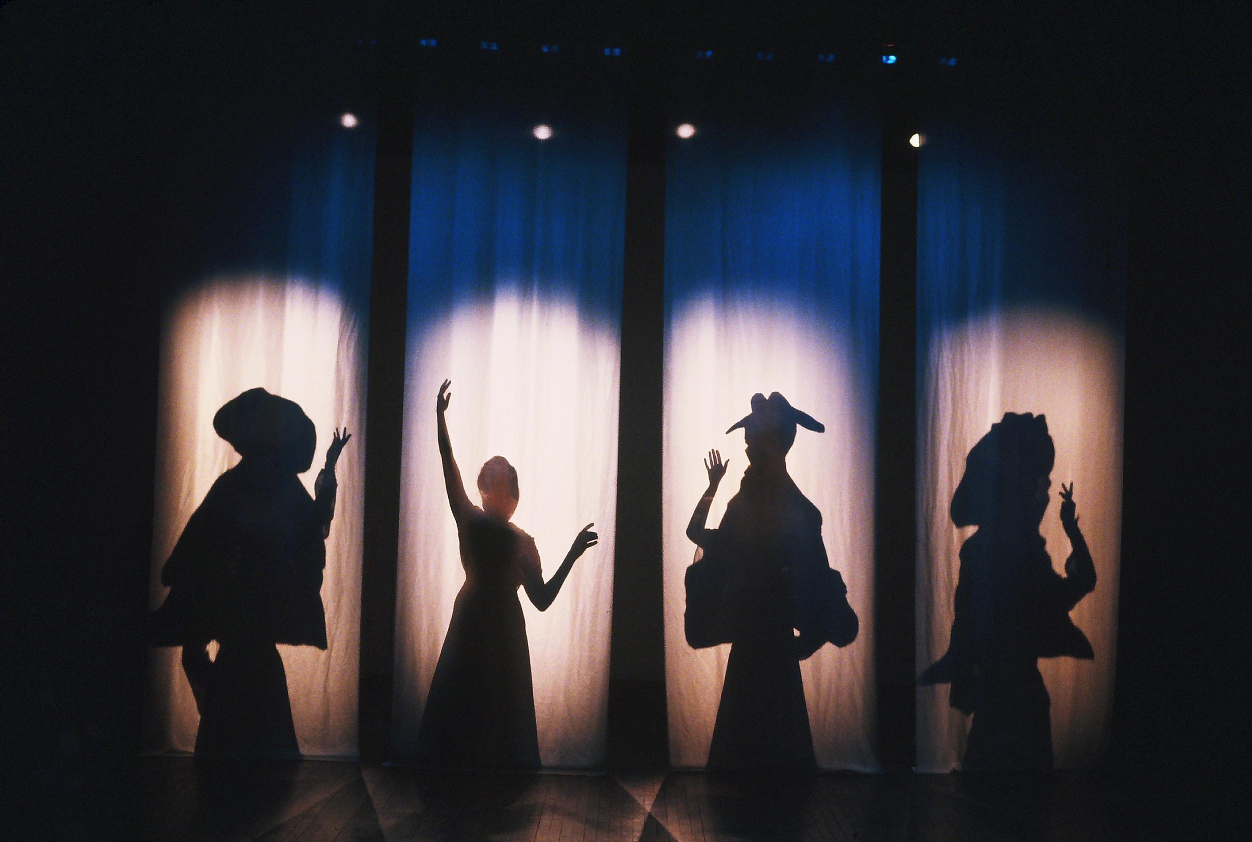 INNOCENTS Ensemble. Photo by Rachel Dickstein.