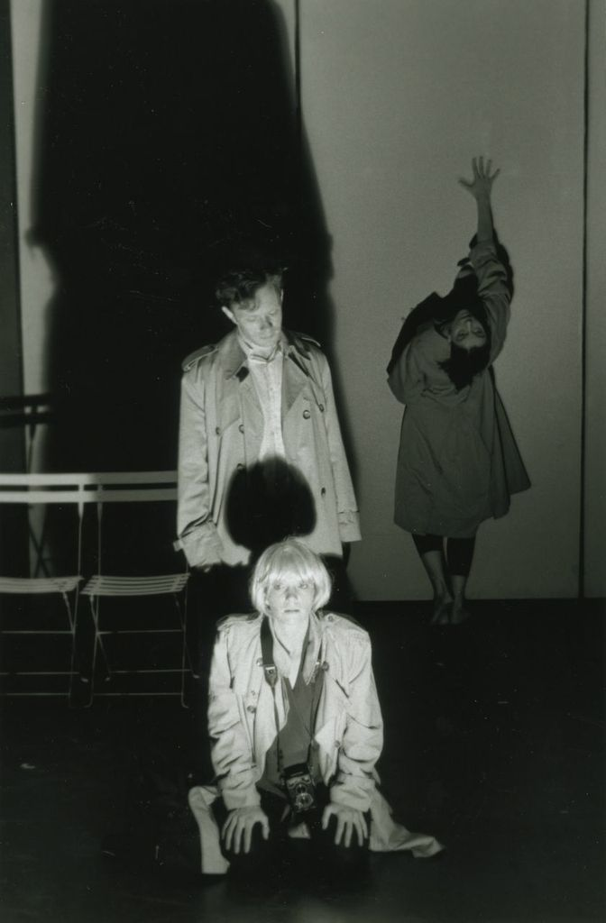 THE PALACE AT 4 A.M Patrick Morris, Julia Prud'homme, Barbara Karger. Photo by Rachel Dickstein.