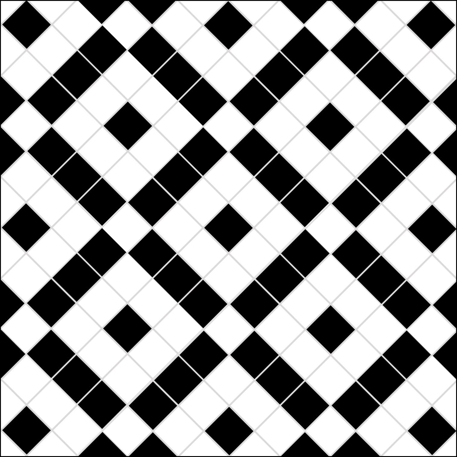 Banded Boxes - black - £98.50m2