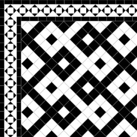 Castell - Alma Border White