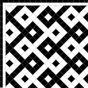 Castell - Two line Border