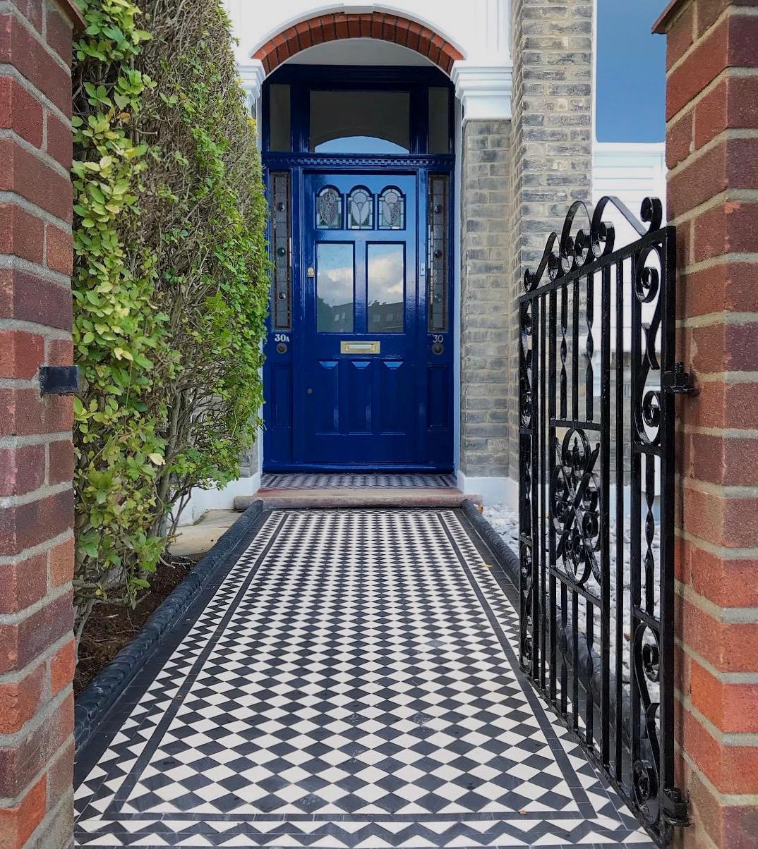 Victorian mosaic floors