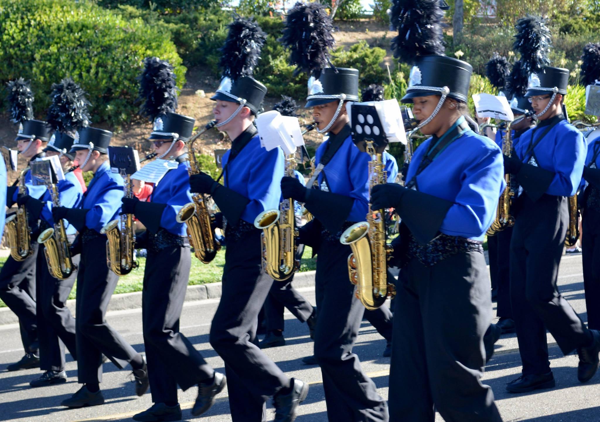 MB homecoming parade 2016.sax.jpg
