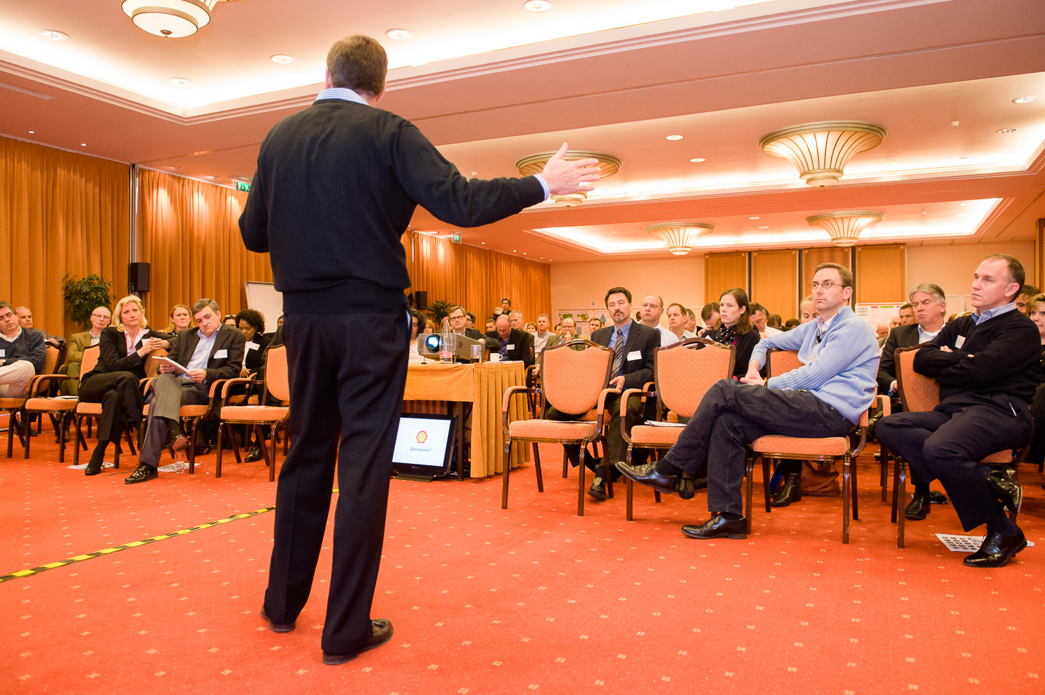 Executive Leadership Program. Palace Hotel, Noordwijk, 2010.