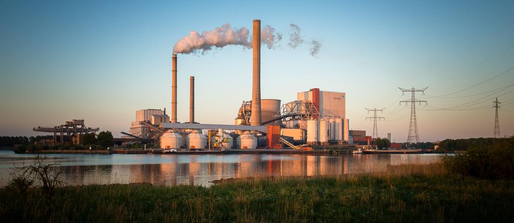 Industriele fotografie Amer centrale Geertruidenberg