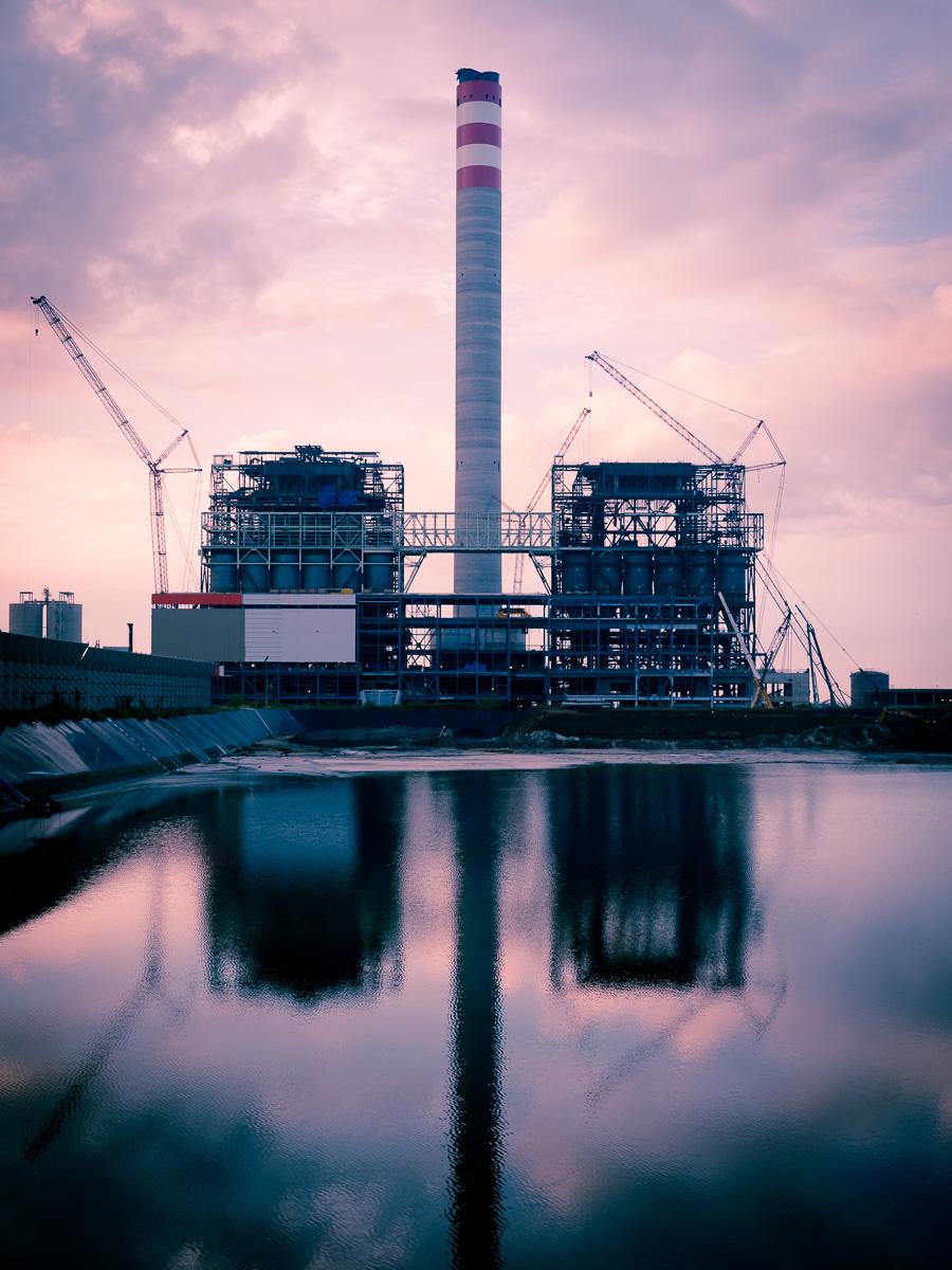 Hadek   Electriciteitscentrale Indonesië