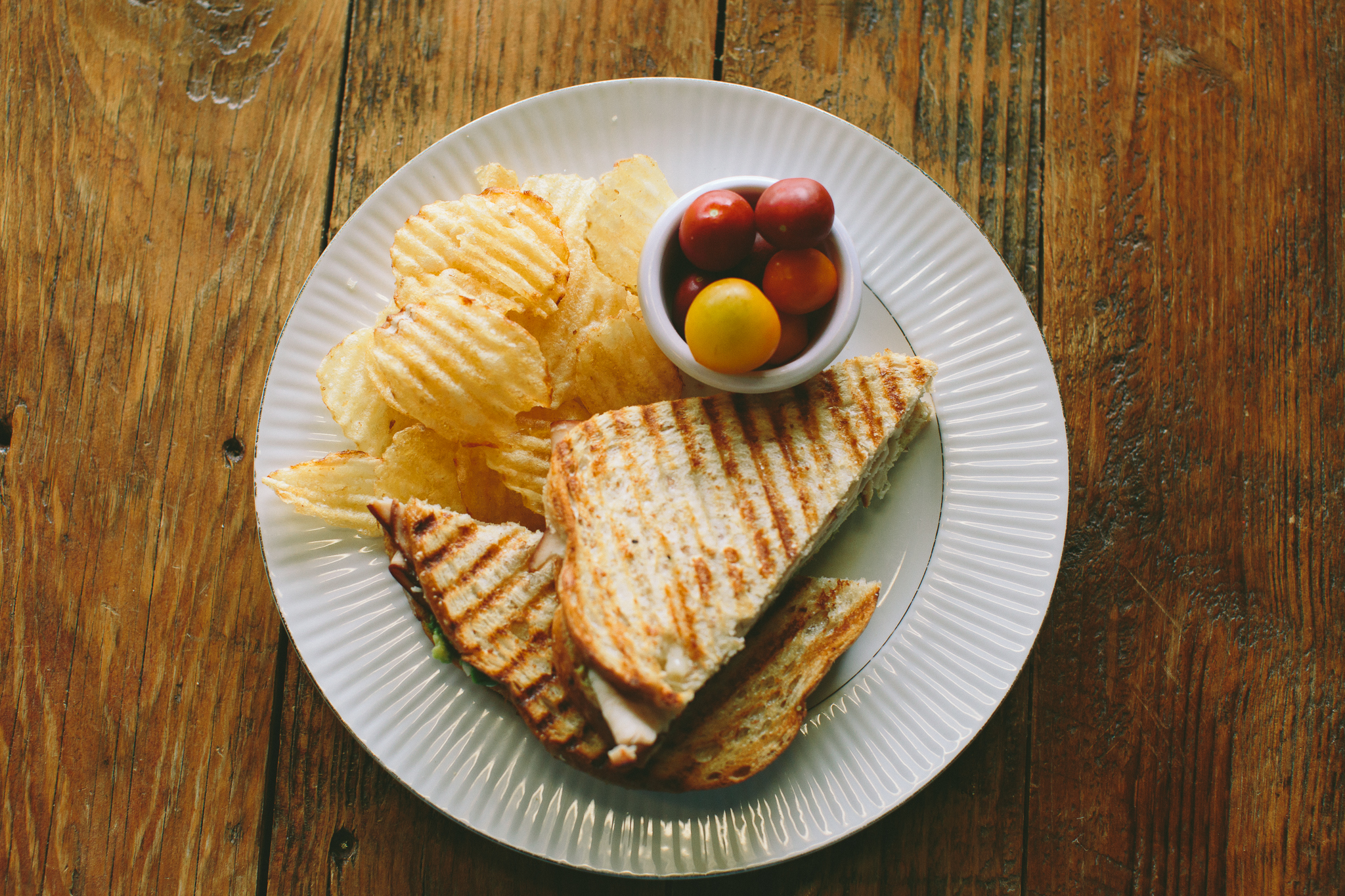 Damascus Sandwich