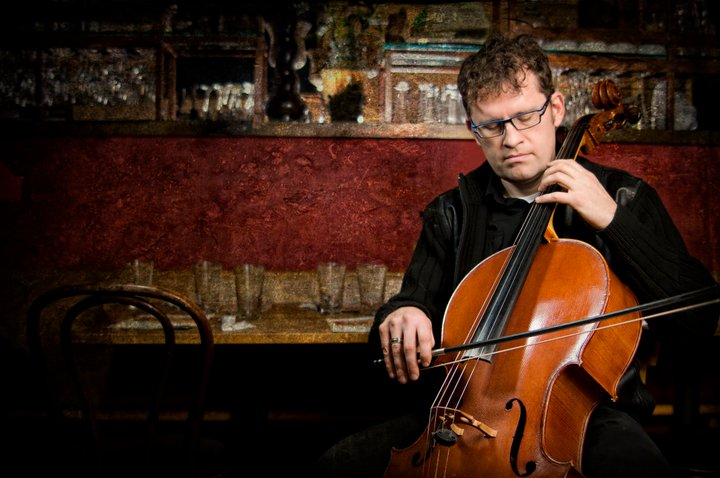 Brad Hawkins Composer and Cellist  Purveyor of fine music for stage and screen