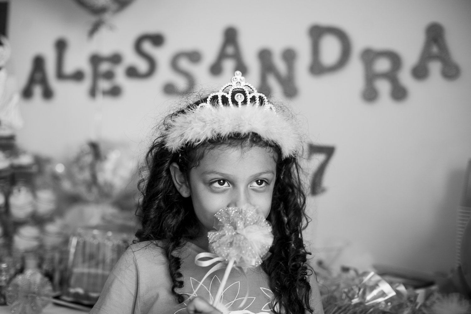 Alessandra 7th Birthday Party © Julysa Sosa