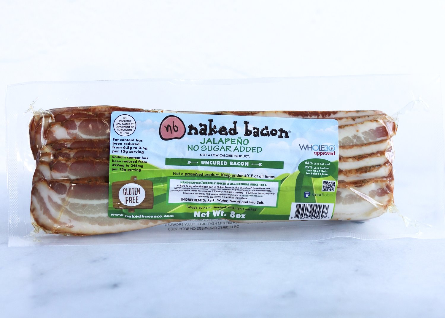 Meat meat sugar and fat naked girls All Natural Bacon Without Nitrates Or Sugar Whole30approved Naked Bacon