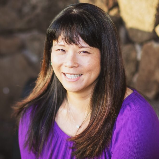 "Whole30 Certified Coach Shani Hiraoka - Shani is the founder behind the blog ""Simple. Whole. Paleo."" which focuses on simple cooking techniques using whole ingredients and eating mostly Paleo. She has spent a lifetime fighting her own obesity, and failing at practically every diet available.The Whole30 has helped her release the cycle of diet failure, guilt, and calorie restriction, and learn to eat what nourishes her to achieve her health and fitness goals. She's located in Honolulu, Hawaii. Connect with her through her blog or on Instagram."