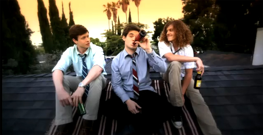 Workaholics on Comedy Central