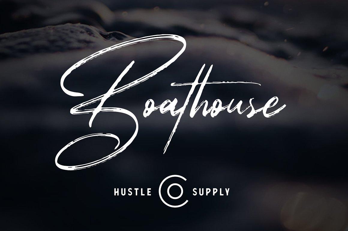 Boathouse - Signature Script