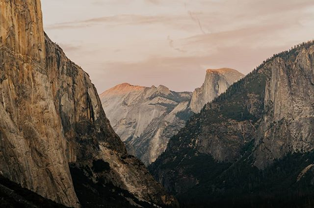 Yosemite National Park 🌄 • • • • • #yosemite #moodygrams #travelphotography #goldenhour #justgoshoot #thevisualscollective #awesupply #vscocam #fullframe #theIMAGED #artofvisuals #exklusive_shot #agameoftones #visualsoflife #ReflectionGram #feedbacknation #neverstopexploring #mountainview #eastcoastcreatives #thevisualscollective #awesupply #fog #bevisuallyinspired #basejump #perfecttiming #weddingphotography #eclectic_shotz #folkgreen #earthfocus