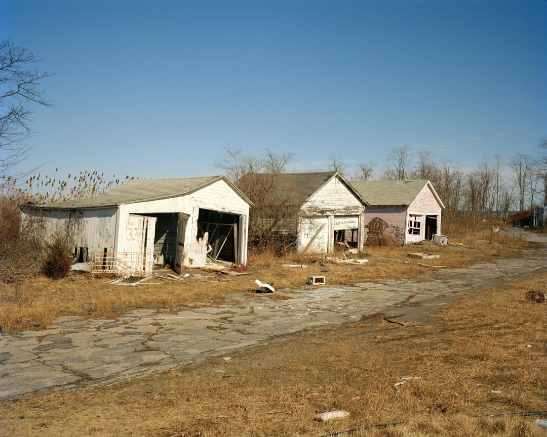 Three Garages
