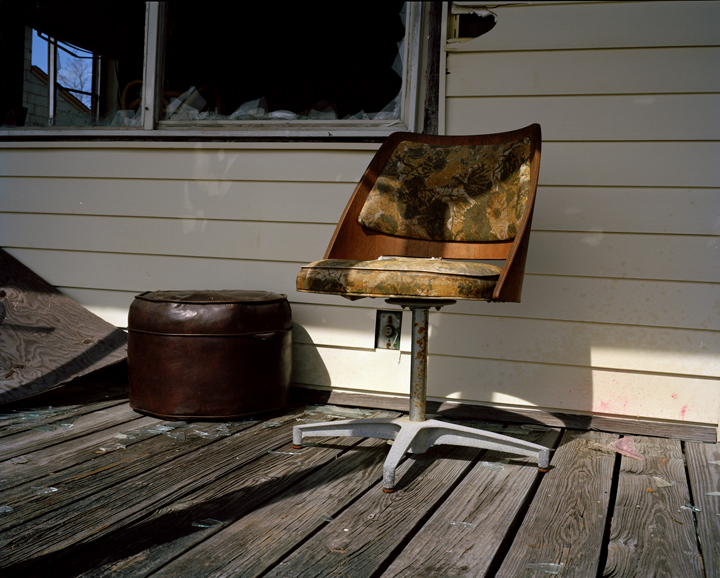 Chair on the Porch