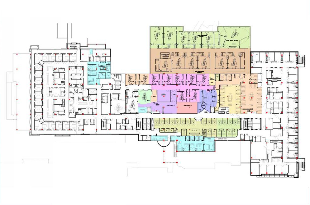 Gwinnett Medical Center Master Planning