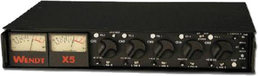 A 5 Channel ENG-style mixer with a variety of I/O options.