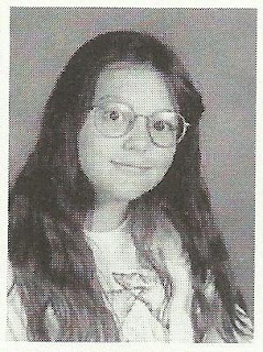 My very unfortunate sixth-grade yearbook photo.