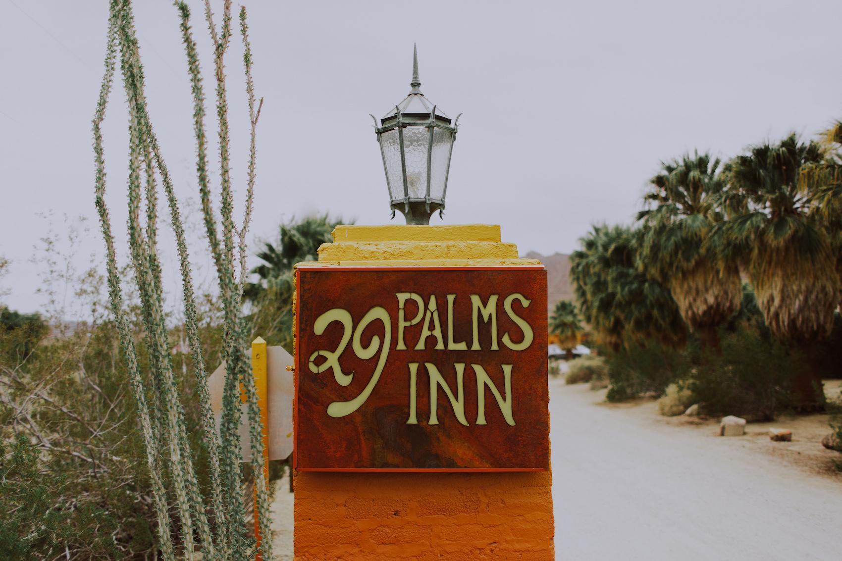 29 Palms Inn at Joshua Tree Jewish Wedding | Sambajoy