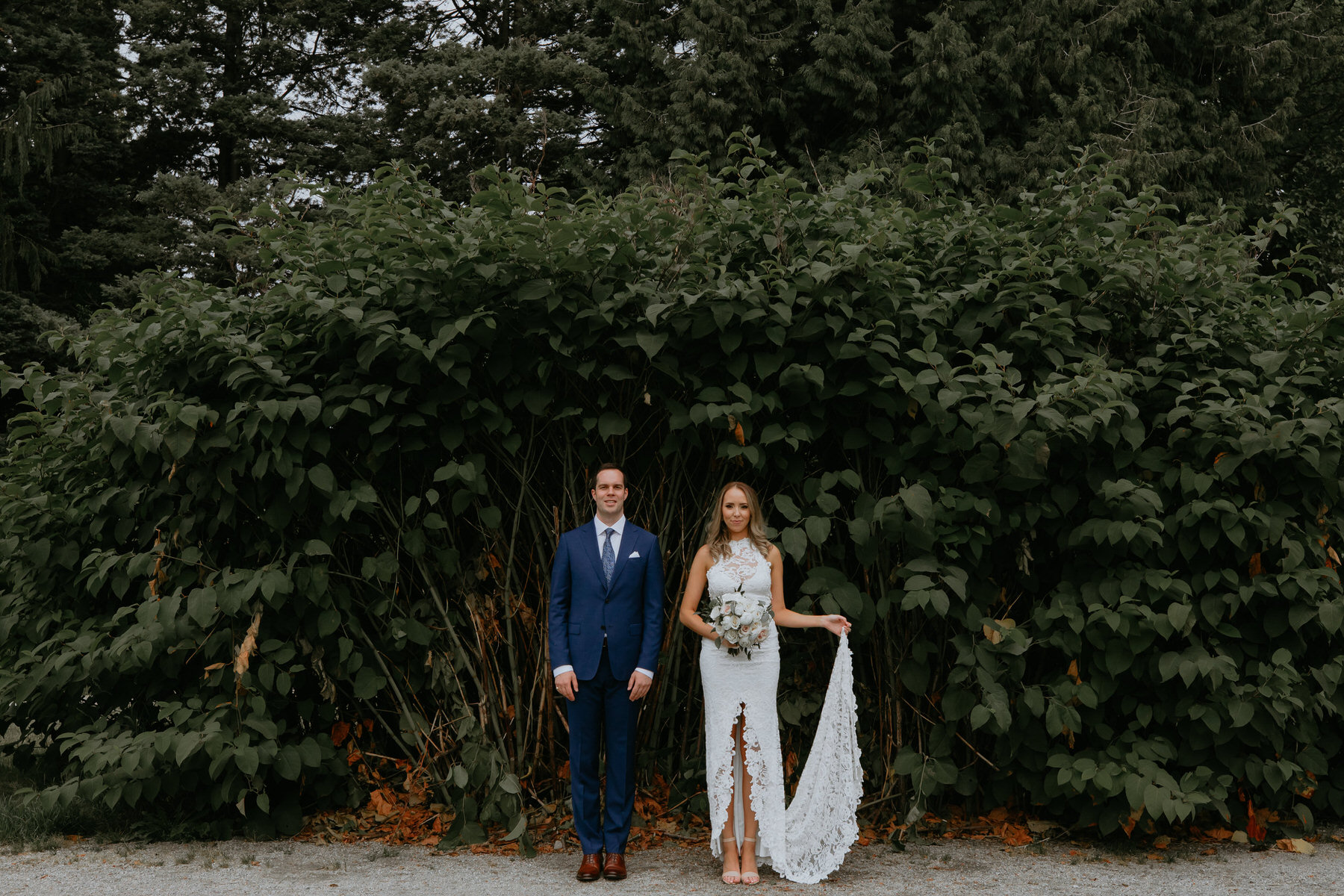 Elegant Vancouver Wedding - Vancouver Destination Wedding Photographer