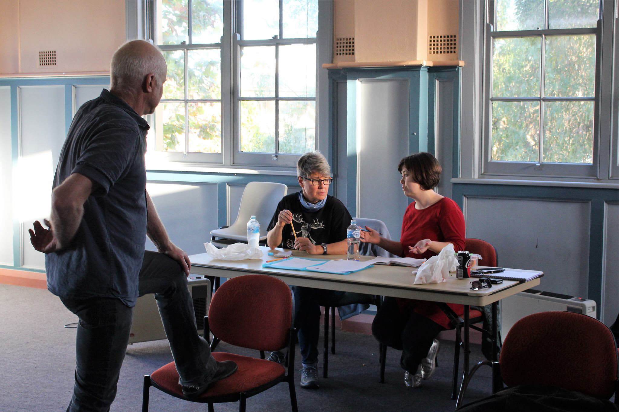 TRAINING OPPORTUNITIES - Spark is interested in supporting both emerging and professional artists to gain experience and develop skills in facilitating workshops within the community arts sector. If you are interested in broadening your artistic horizons and engaging creatively with communities (particularly with young people in Sydney's inner west!), don't hesitate to contact the Artistic Director at artisticdirector@sparkyouththeatre.com to discuss the possibility of an internship with Spark.