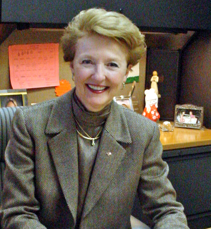 Zane Ann Tigett, St. Paul's School Director 1979-2008