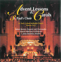 Advent Lessons and Carols (1995)