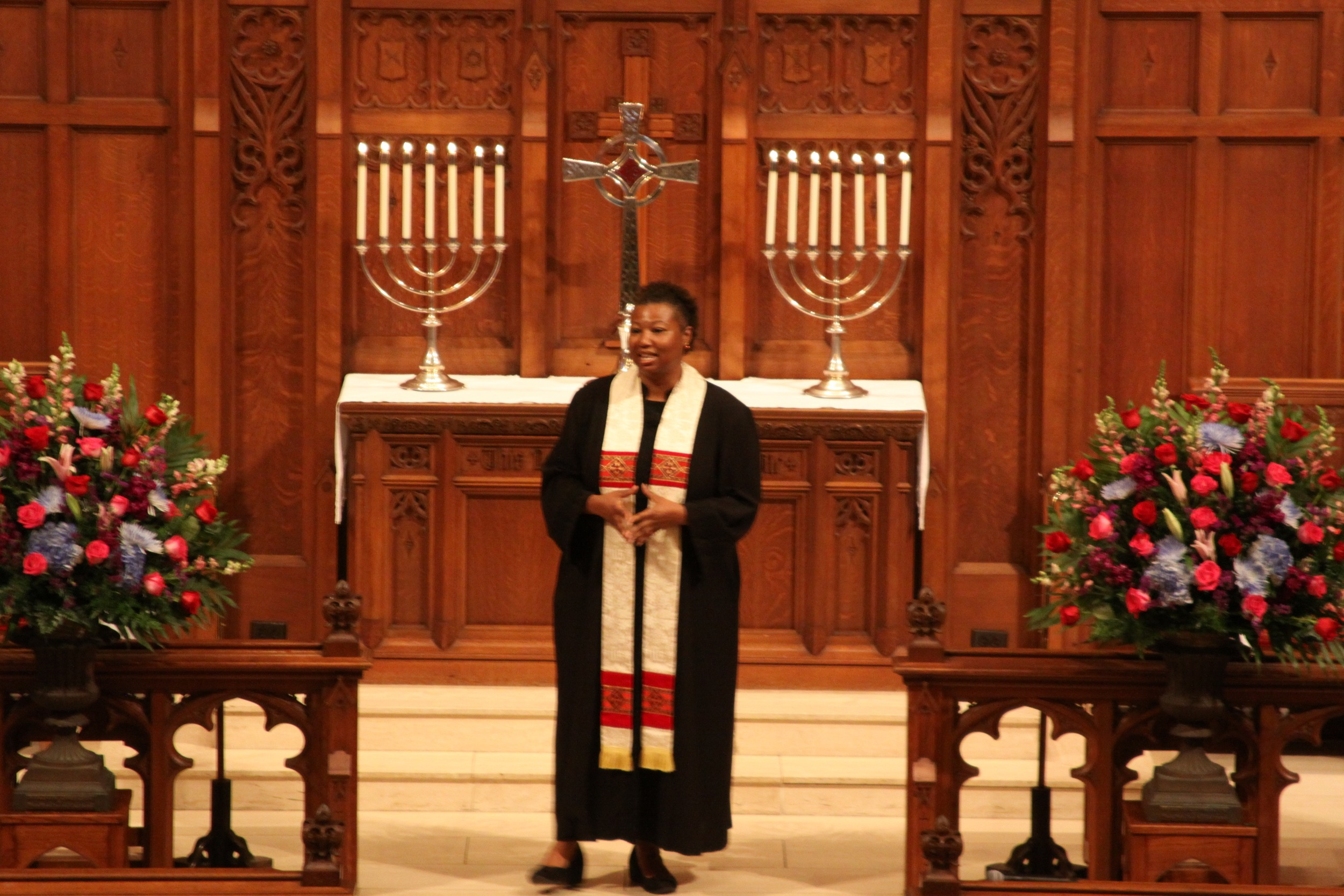 Rev. Eleanor Colvin