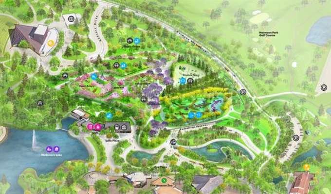 Hermann Park Master Plan