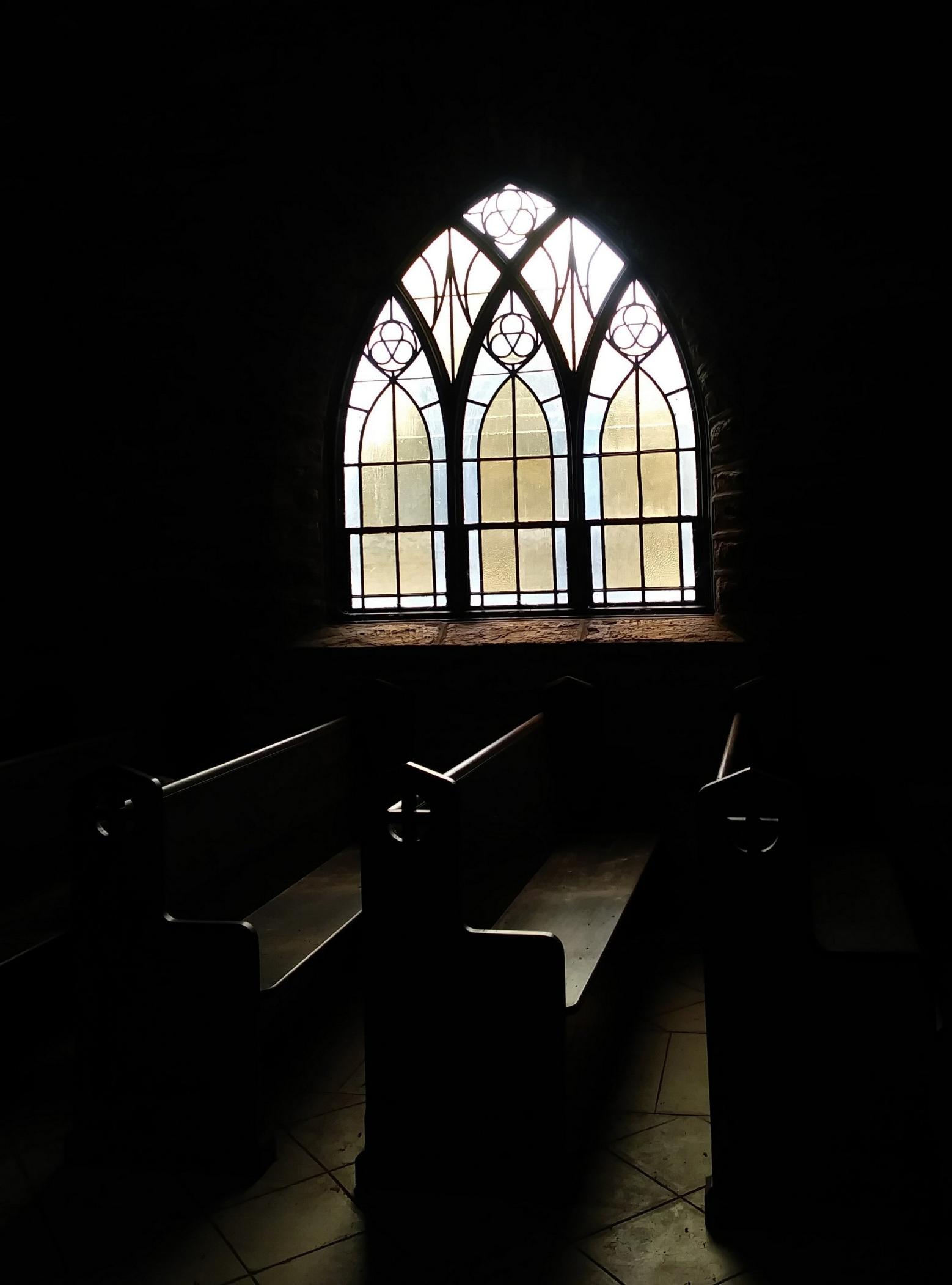 """Chapel light"" by Jessica Kille"
