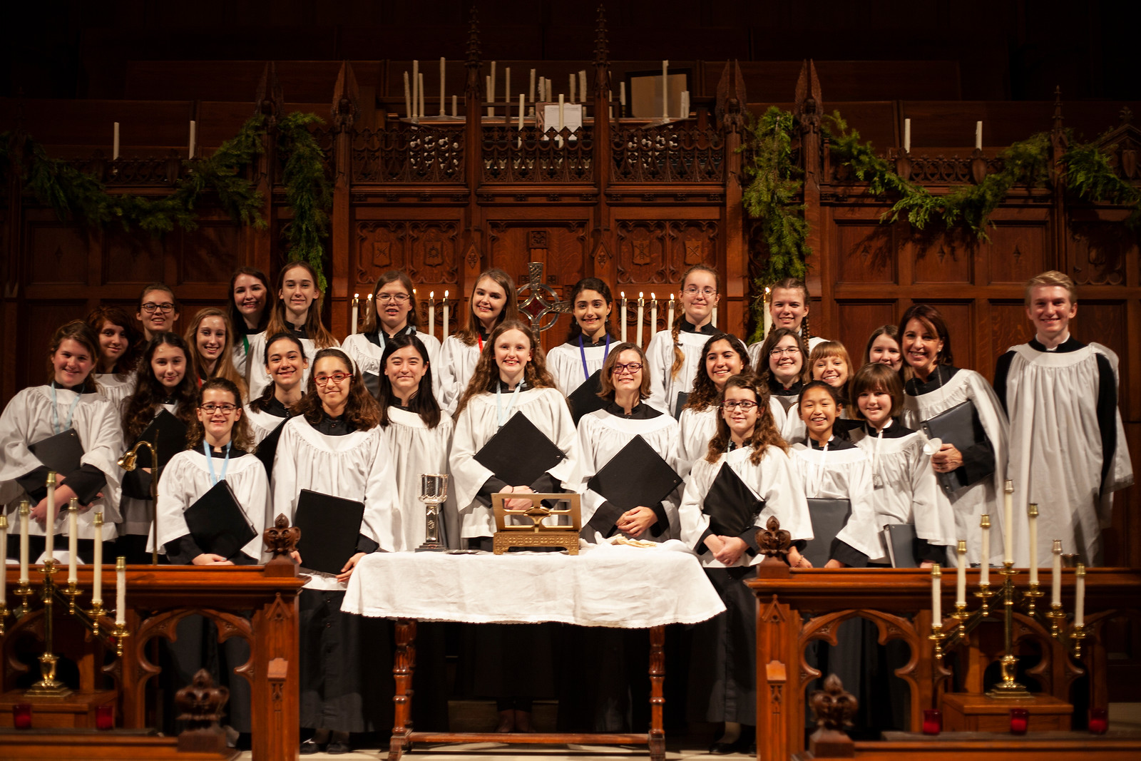 Treble Choir
