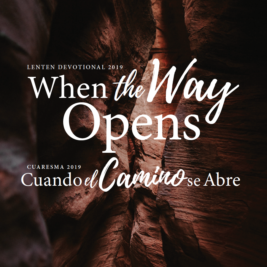 Lent 2019 - Read a daily devotional written in English and Spanish, featuring poetry and art by Jan Richardson. Also, listen to a weekly podcast series on prayer and pilgrimage throughout the season of Lent.