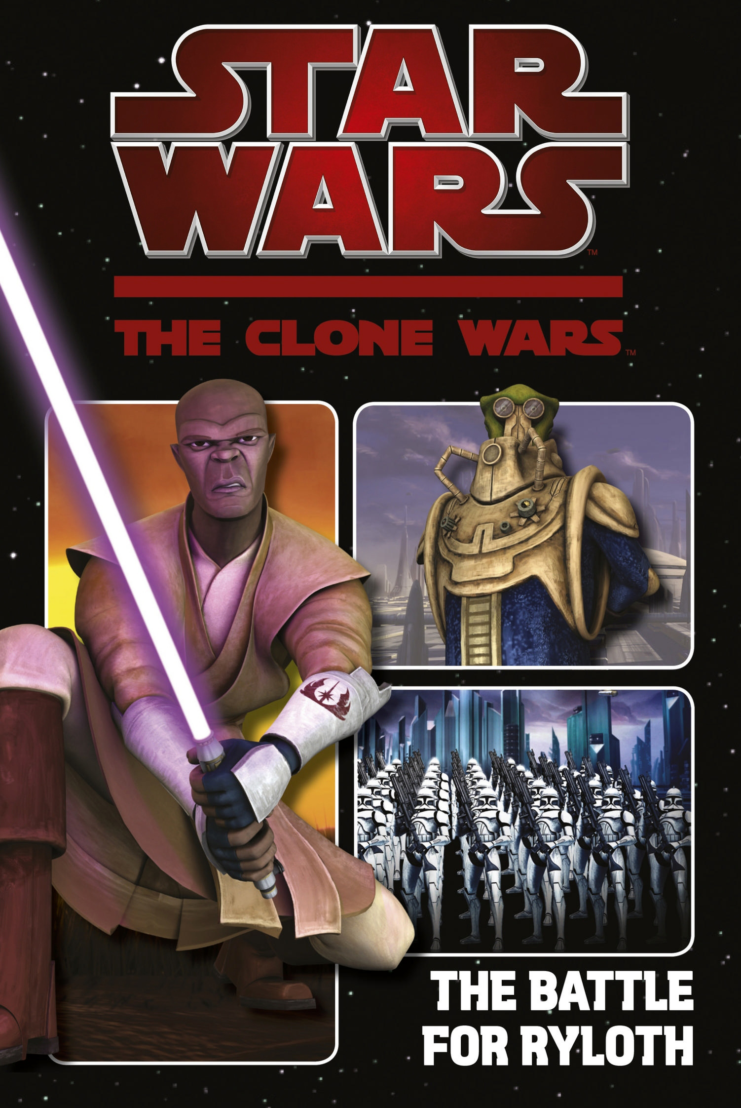 The Clone Wars series adaptation