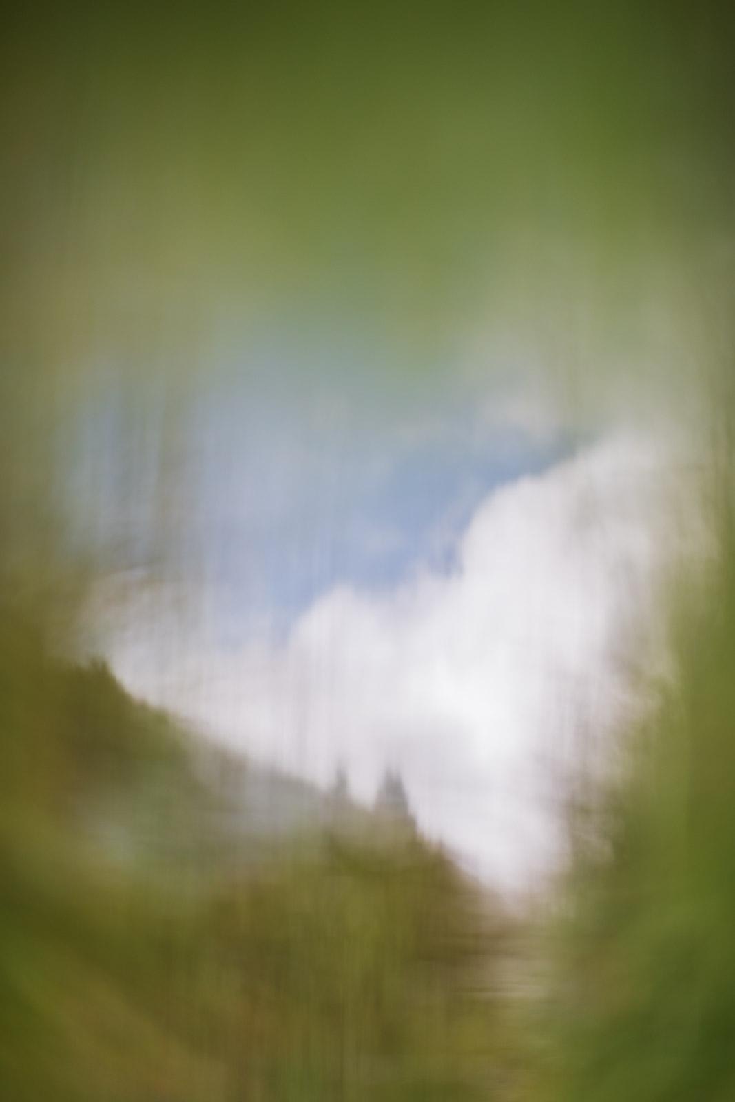 Spiegelung im Moor