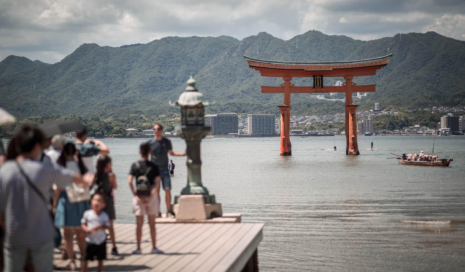 Itsukushima Steg
