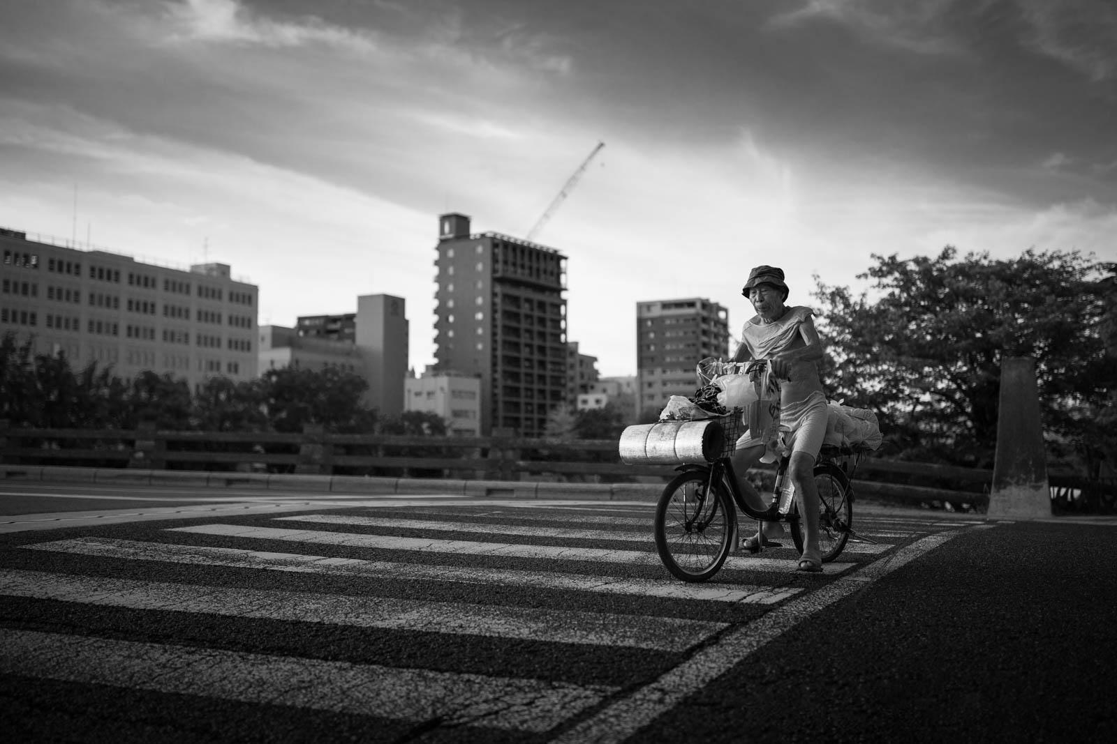 Hiroshima Fussgänger