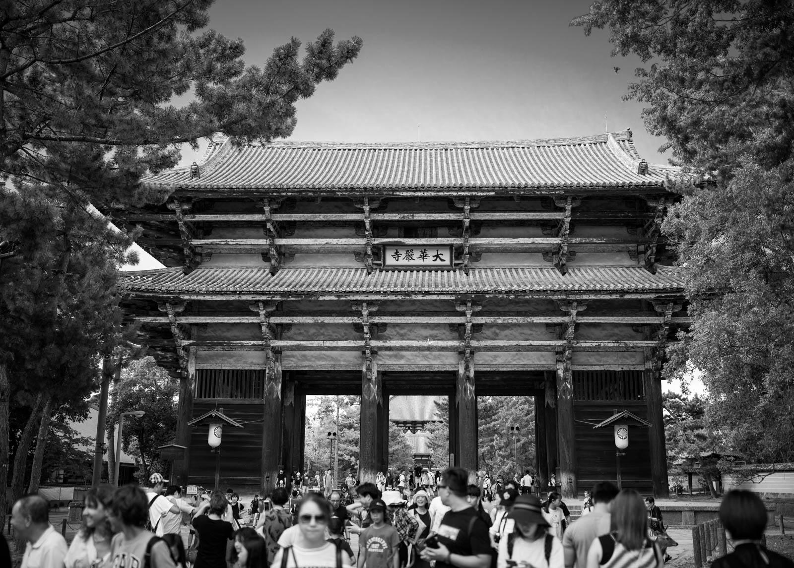 Tōdai-ji Tempel