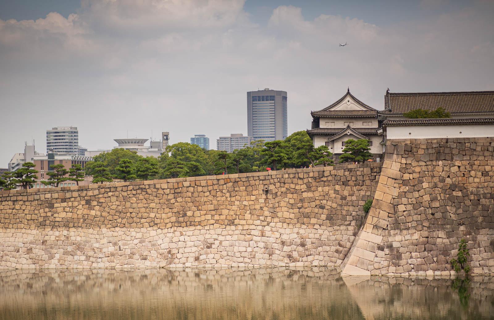 Osaka Stadtmauer
