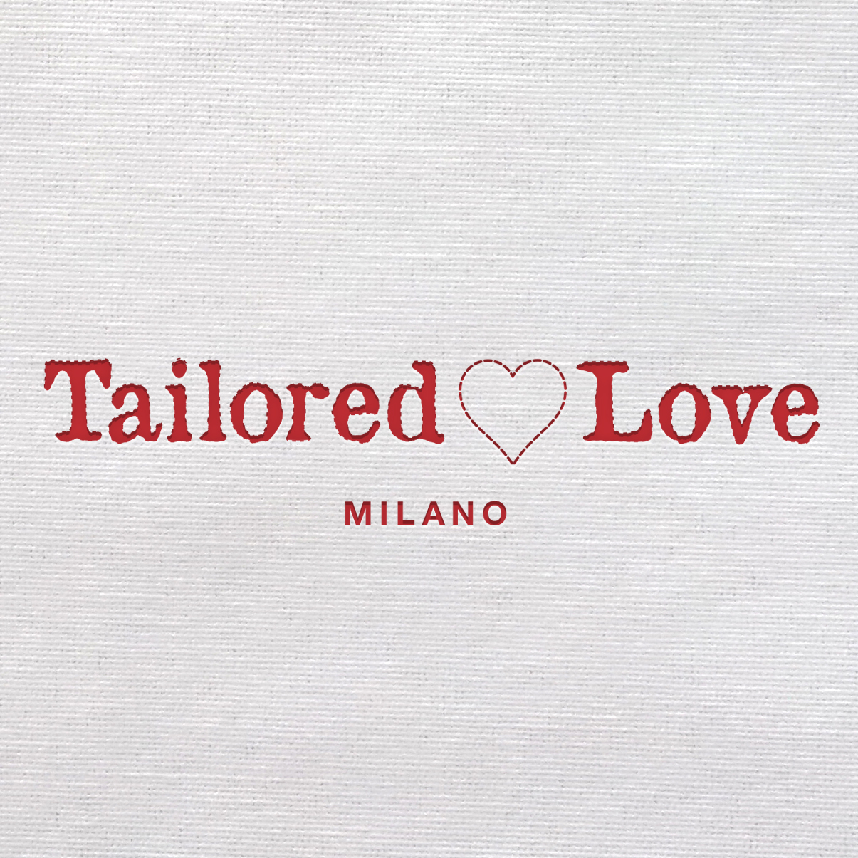 """Tailored Love"" - Logo (Clothing Company)"