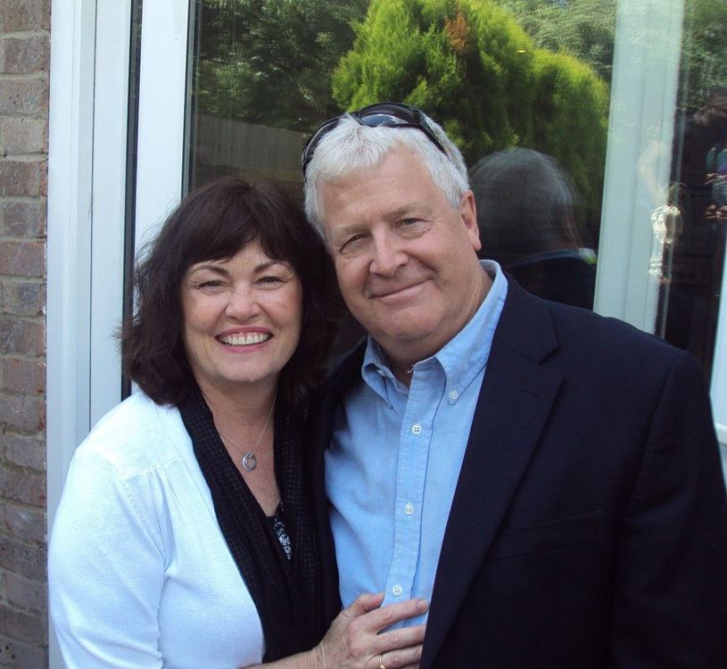 Special Guest Speakers - Mike & Tess Fontenot