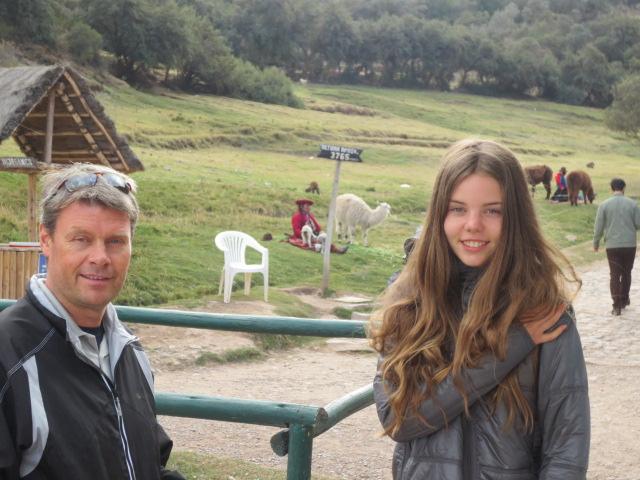 Sightseeing around Cusco